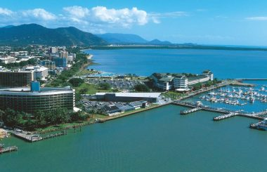 Cairns Regional Council Shows Leadership
