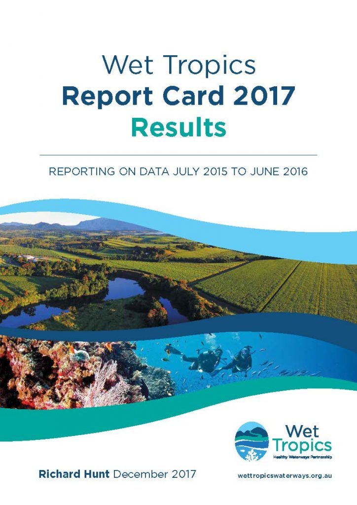 Report Card 2017 results cover