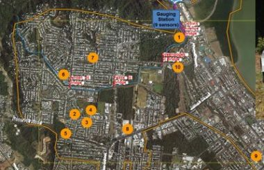 Urban Stormwater Monitoring Goes High Tech
