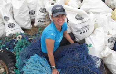 Episode 15: Heidi Taylor Explains the Impact of Marine Debris
