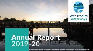 wet tropics waterways annual report