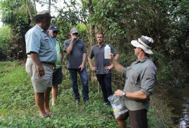 Season 3 Episode 2: Aaron Davis on Working with Canegrowers on Project 25