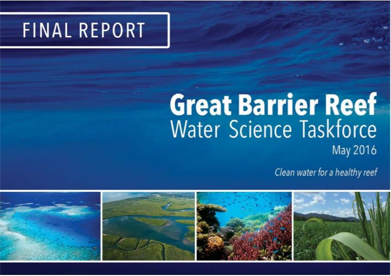 GBR Water Science Taskforce